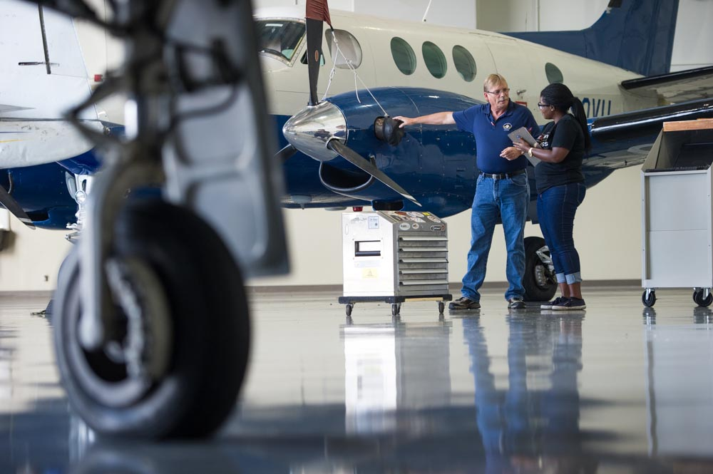 Aviation Maintenance Technology (ASCT)